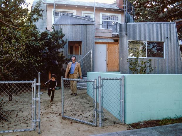 Фрэнк Гери: открывая деконструкцию (фото 26)
