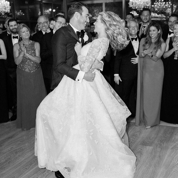 Кейт Аптон поделилась фотографиями со свадьбы фото [4]