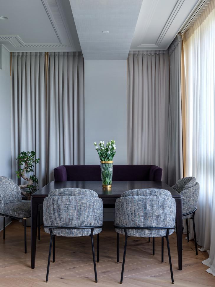 Квартира 120 м² с видом на МГУ (фото 3)