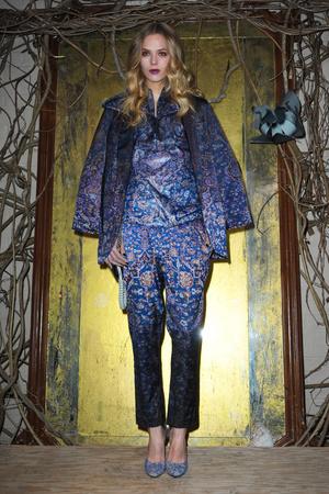 Показ Cynthia Rowley коллекции сезона Осень-зима 2013-2014 года Prêt-à-porter - www.elle.ru - Подиум - фото 490010