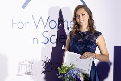 L'Oréal наградили десять российских женщин-ученых (галерея 3, фото 1)