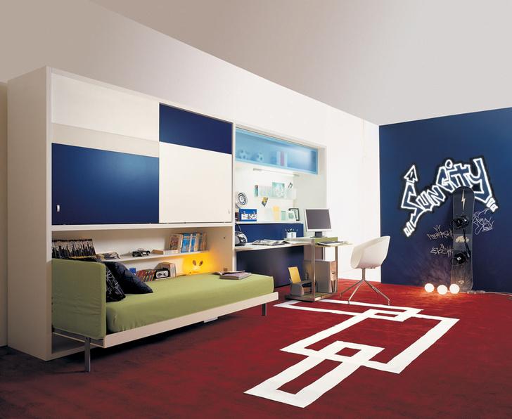 декор комнаты подростка