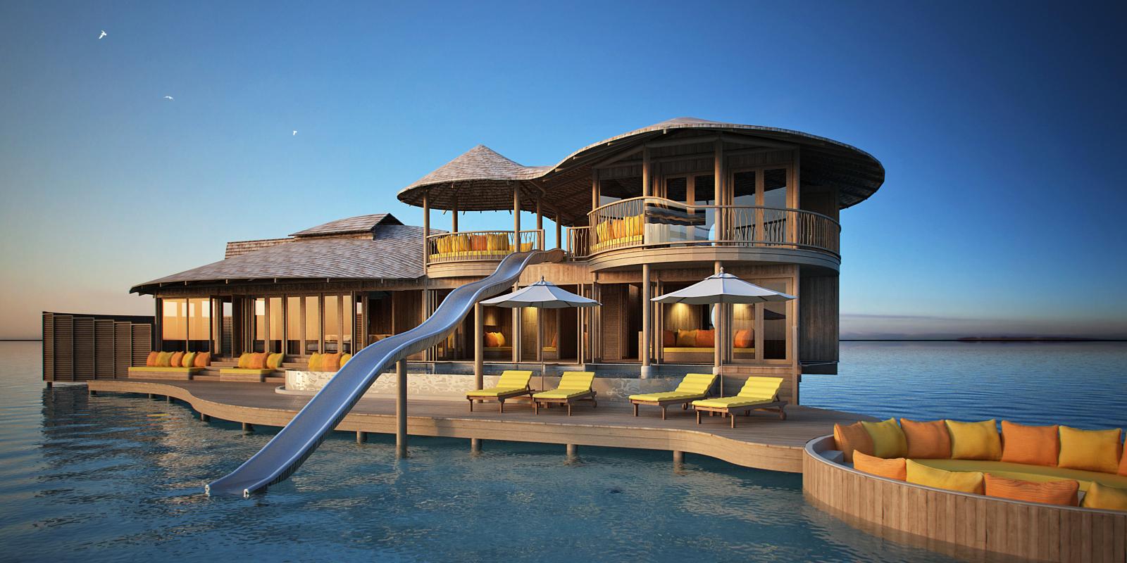 Сеть эко-курортов Soneva открывает новый отель | галерея [1] фото [5]