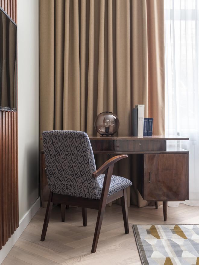 Домашние кабинеты: 30 интерьеров (галерея 0, фото 0)