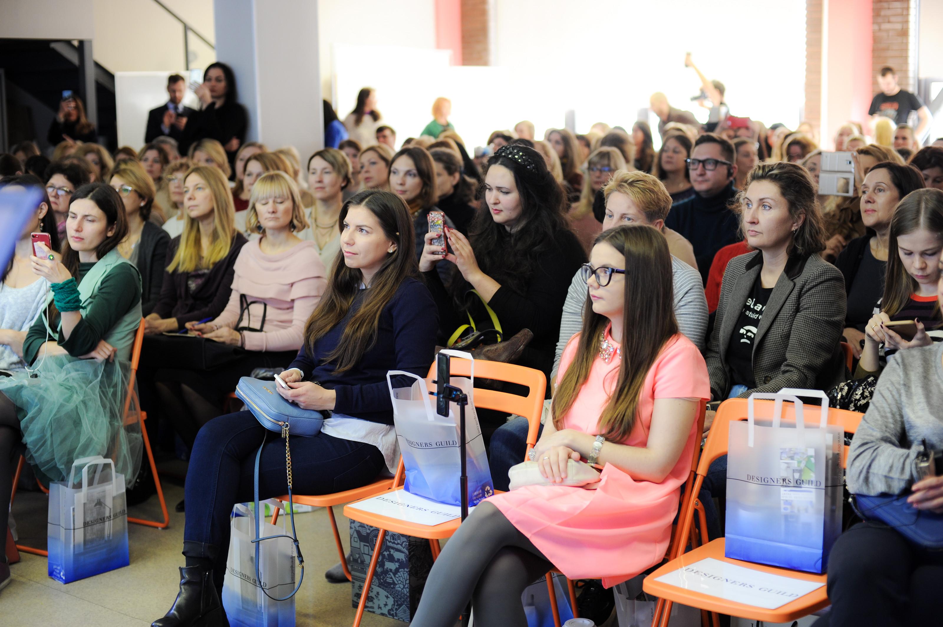 Москву посетила дизайнер Триша Гилд   галерея [1] фото [3]