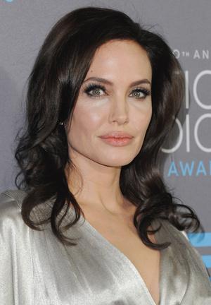 Анджелина Джоли: фото