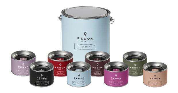 Fedua коллекция лаков для ногтей