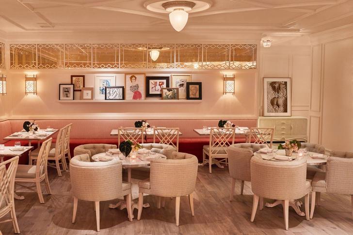 Зефир и карамель: романтичный ресторан в Майами (фото 8)
