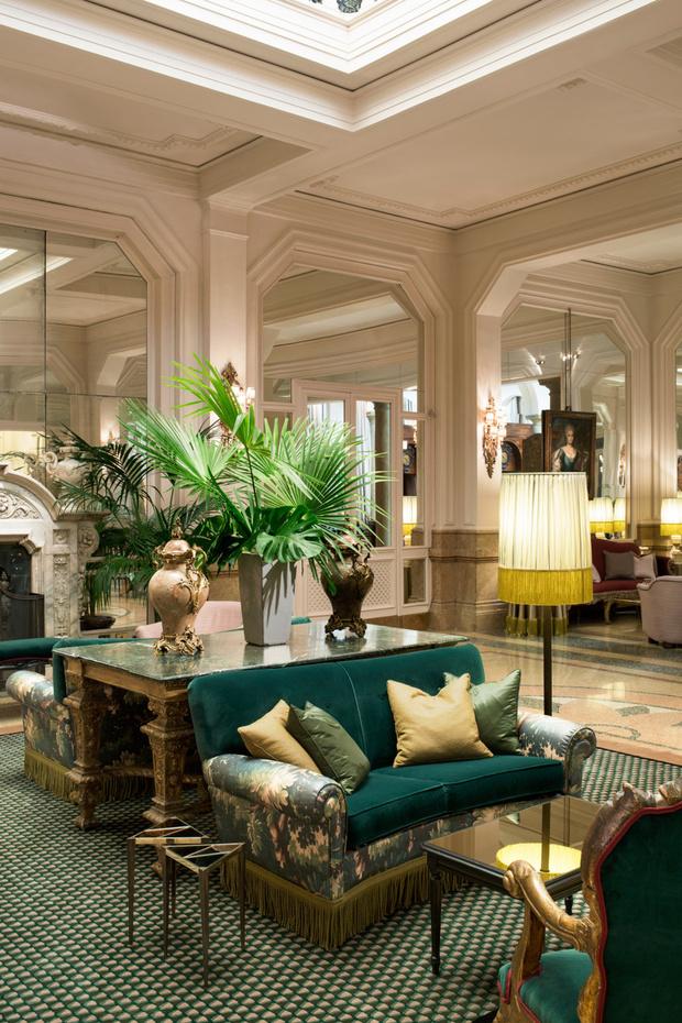 Dimore Studio обновили интерьеры Grand Hotel et de Milan (фото 4)