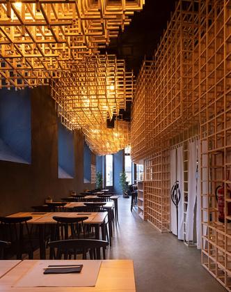 Лапшичная в Лиссабоне по проекту JCFS Architects (фото 7.2)