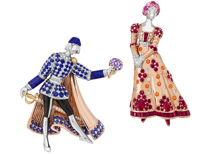 Коллекция Romeo & Juliet ювелирного Дома Van Cleef & Arpels (фото 0)