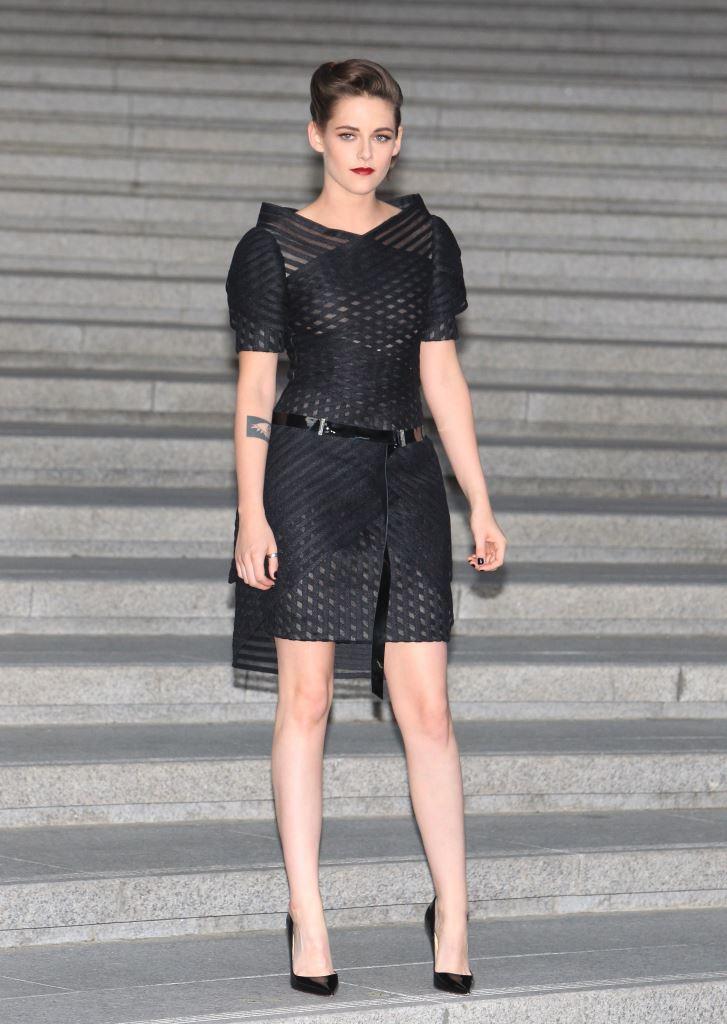 Кристен Стюарт в Chanel Couture