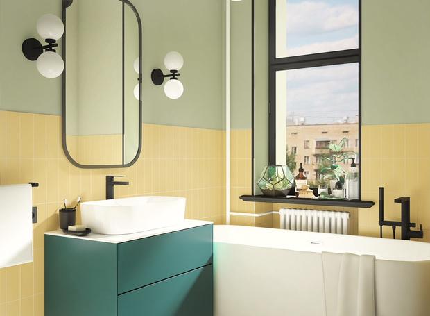 MosBuild: победители конкурса Bathroom Biennale (фото 11)