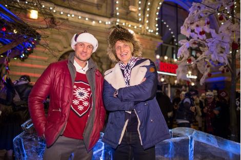 В ГУМе состоялось открытие магазина BOSCO Fresh и вечеринка Aprés ski | галерея [1] фото [61]