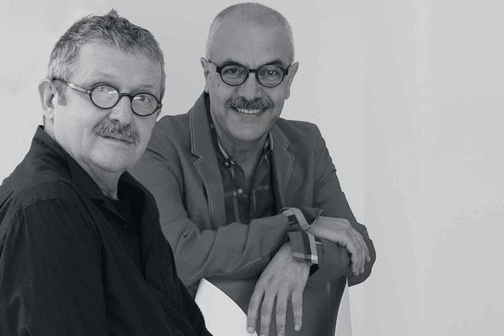 Уильям Савайя и Паоло Морони