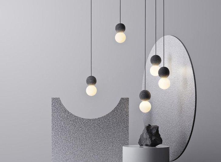Брутальные светильники от Studio davidpompa (фото 0)