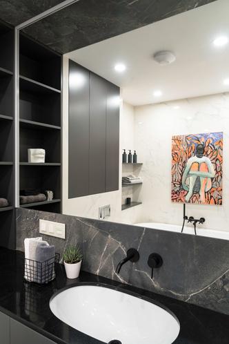 Современная квартира 75 м² для молодой девушки (фото 19.2)