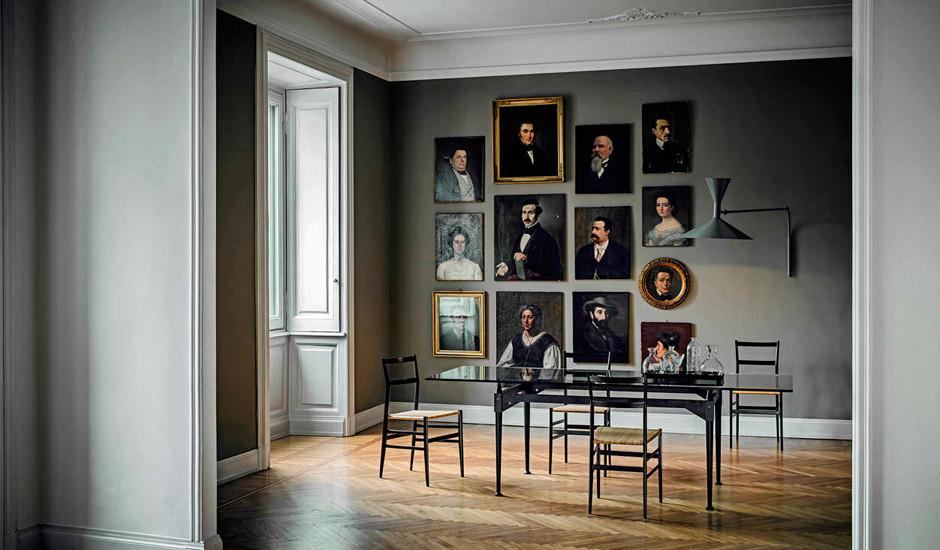 Картины без рам в интерьере: 10 примеров (галерея 0, фото 3)