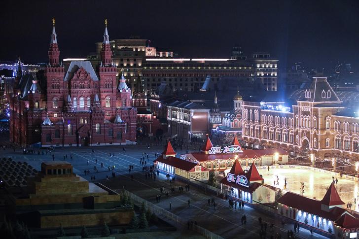 Где отметить Новый год 2018 в Москве? (фото 3)
