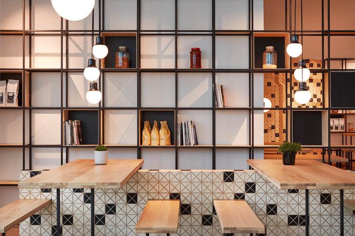 Кафе в Амстердаме от Studio Akkerhuis (фото 2)