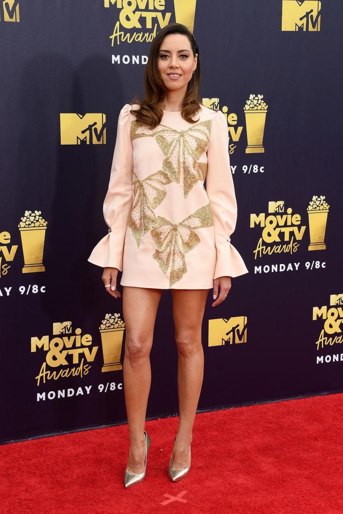 Лучшие образы MTV Movie & TV Awards (фото 7)