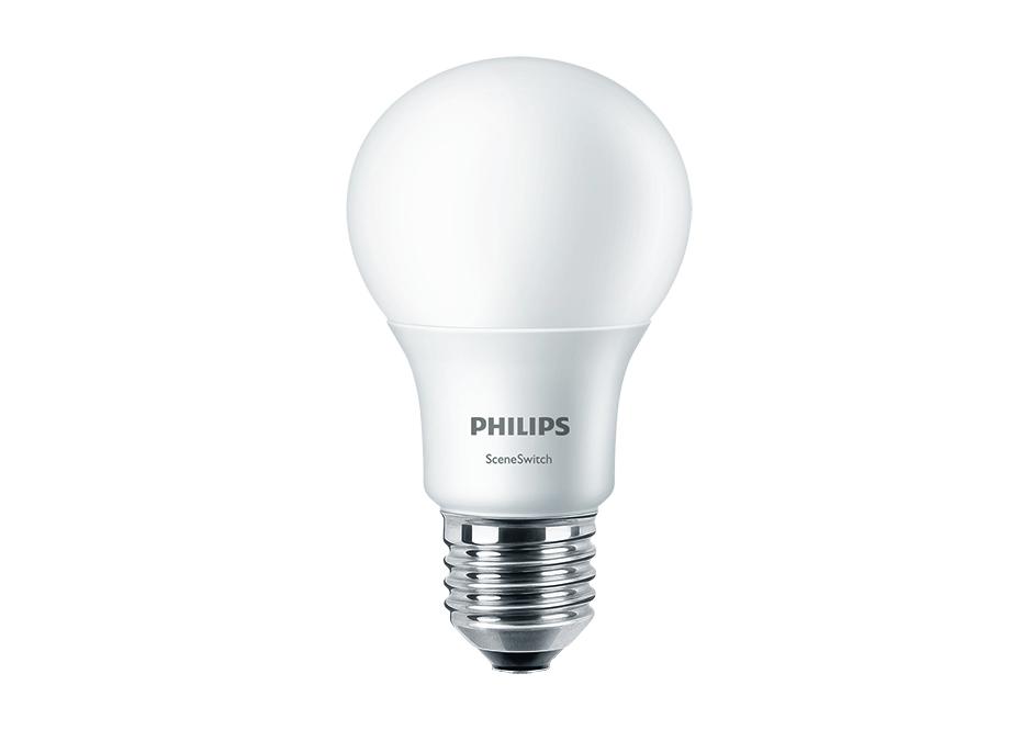 Новая лампочка PHILIPS с меняющейся цветовой температурой   галерея [1] фото [1]