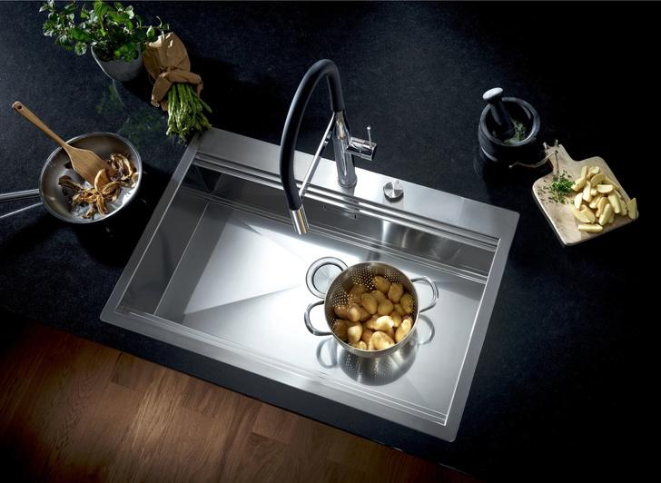 Кухня в стиле техношик (фото 1)