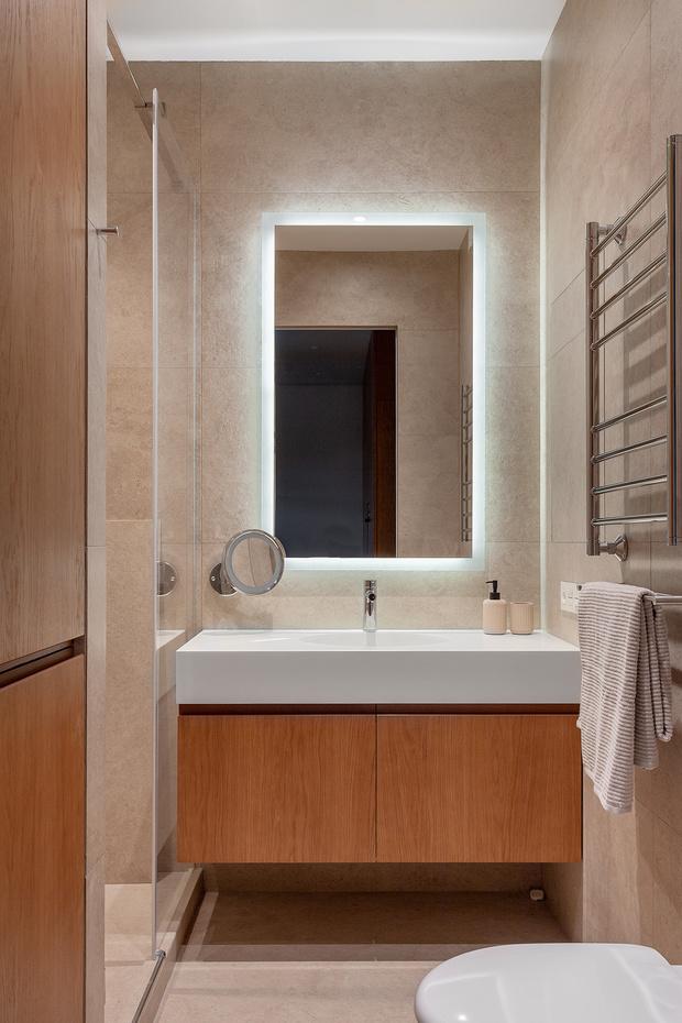 Квартира 44 м² для успешного бизнесмена от студии MAST (фото 15)