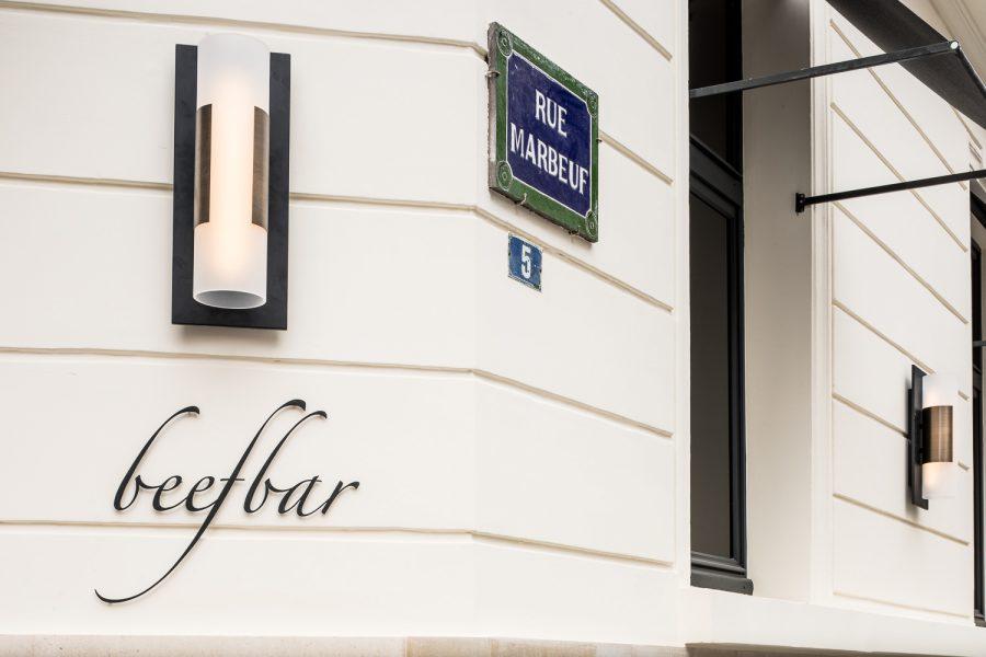 Новый Beefbar в Париже по проекту Humbert & Poyet (галерея 10, фото 5)