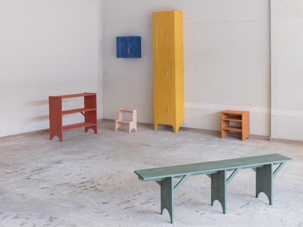 Проще простого: выставка объектов в стиле Шейкер в галерее Edelkoort (фото 0)