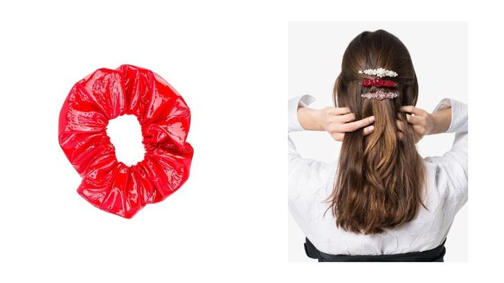 12 самых модных аксессуаров для волос алого цвета (фото 2)