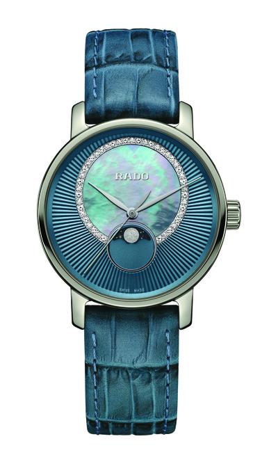 Женственный минимализм: новые часы Rado DiaMaster (галерея 4, фото 3)