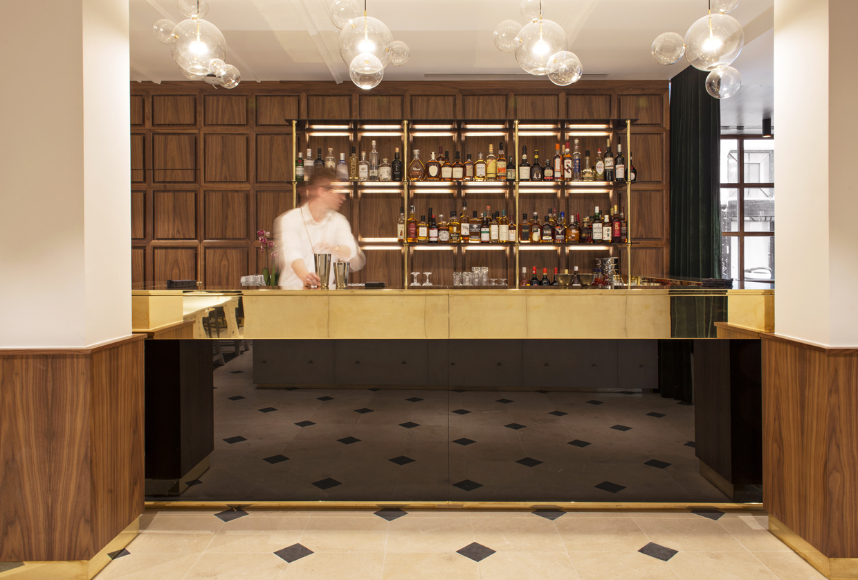 Новый бутик-отель в центре Парижа (галерея 4, фото 3)