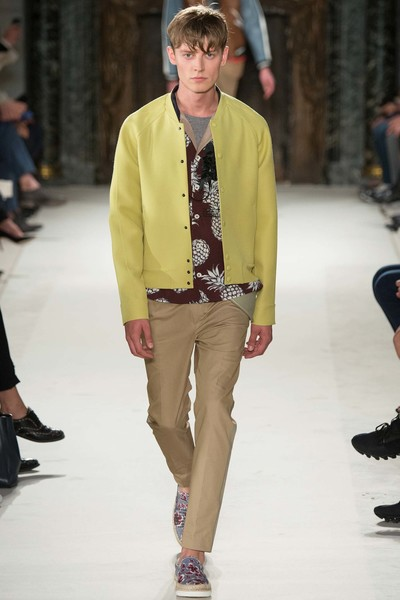 Неделя мужской моды в Париже: лучшие показы | галерея [1] фото [27]