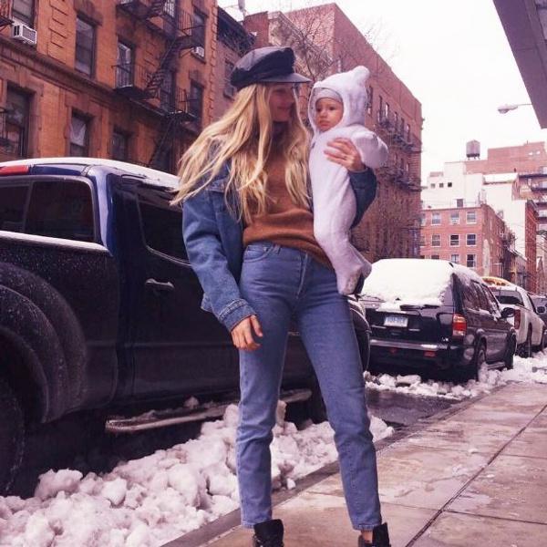 Кэндис Свейнпол вернулась в Victoria's Secret | галерея [1] фото [5]