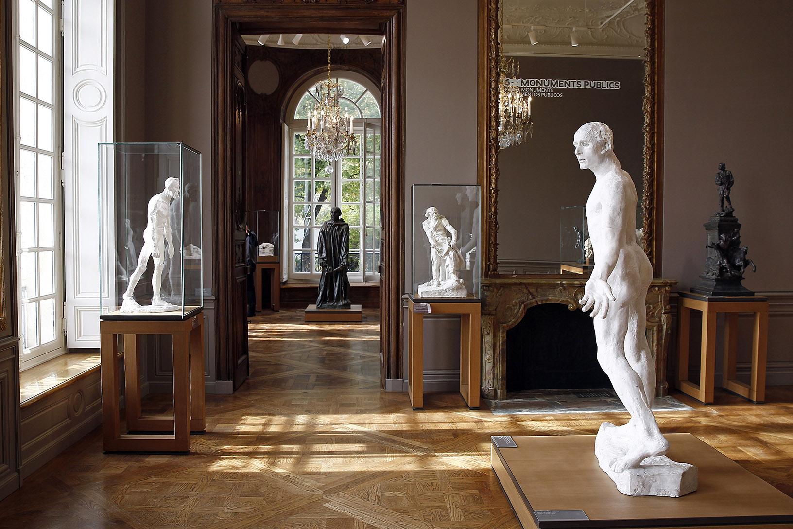 Музей Родена в Париже открывается после реставрации | галерея [1] фото [6]