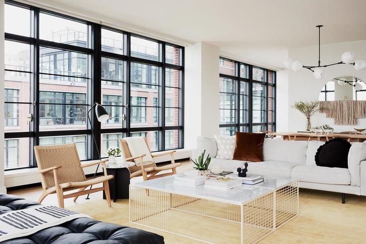Нью-йоркский дом в стиле «хюгге» (фото 2)