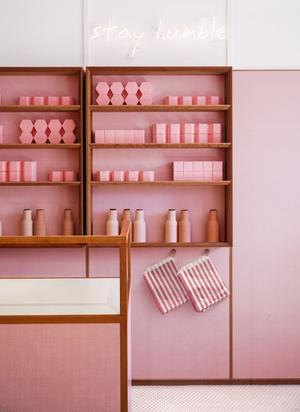 Розовая закусочная в Лондоне (фото 4.2)