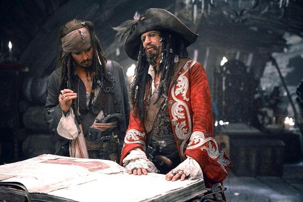 Пираты Карибского моря хакеры
