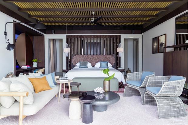 Новый отель на Мальдивах от Патрисии Уркиолы (фото 0)