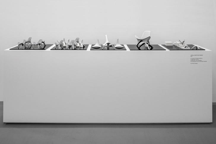 Экспозиция Zaha Hadid Gallery в Нью-Йорке (фото 7)