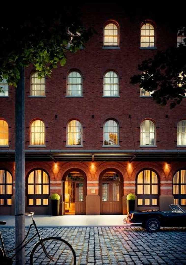 В гостях у звезды: новый пентхаус Джастина Тимберлейка в Нью-Йорке (галерея 4, фото 2)