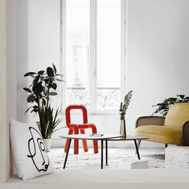 Уютный офис Google в Париже (фото 4)