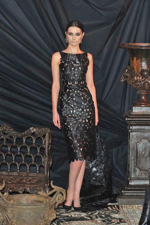 Показ Franck Sorbier коллекции сезона Весна-лето 2010 года Haute couture - www.elle.ru - Подиум - фото 138795