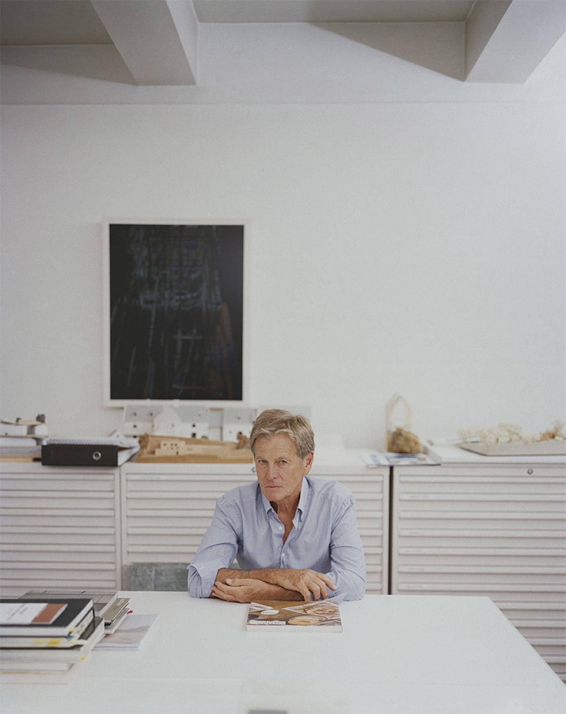 Белым побелому: вгостях уархитектора Джона Поусона (галерея 4, фото 0)