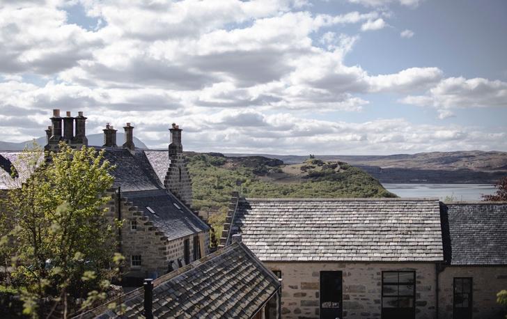 Уютный гостевой дом на севере Шотландии (фото 13)