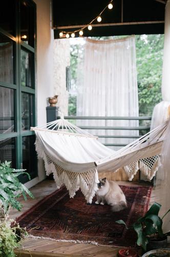 Задай вопрос эксперту: гамак на балконе (фото 4.1)
