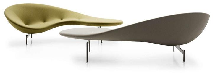 Пьеро Лиссони о своем новом диване для B&B Italia (фото 3)