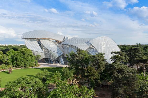 Фрэнк Гери: открывая деконструкцию (фото 10)