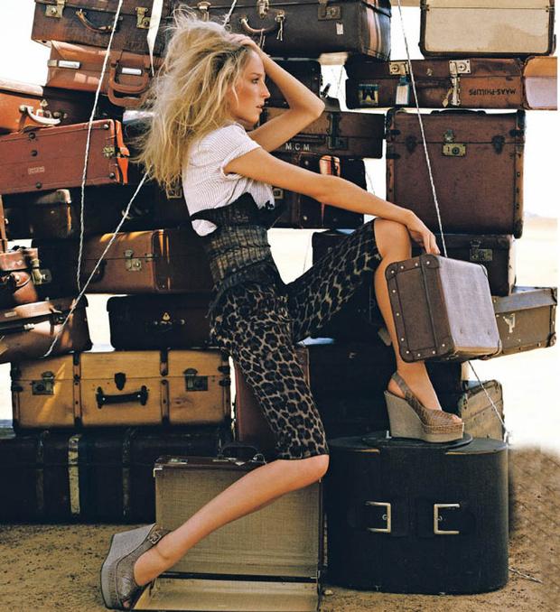 Как собрать чемодан2